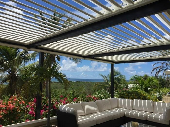 rideaux pvc pour terrasse. Black Bedroom Furniture Sets. Home Design Ideas