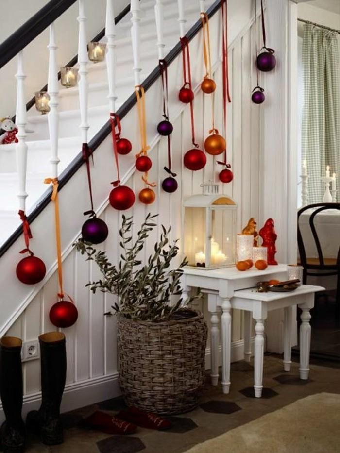 R novation escalier la meilleure id e d co escalier en un - Decoration escalier noel ...