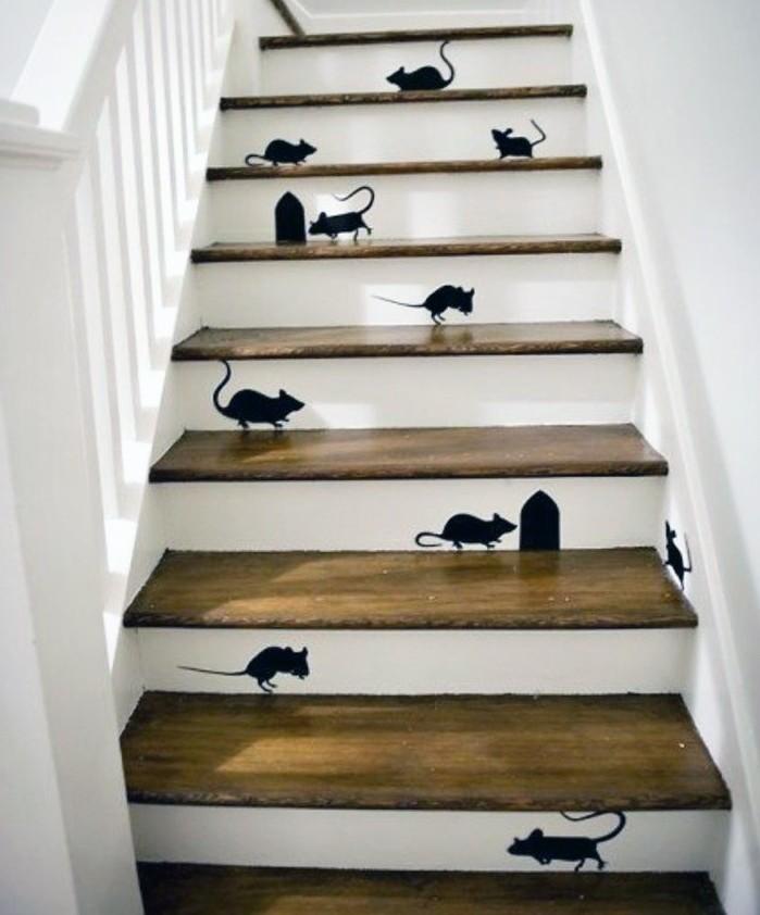 escalier-moderne-idée-escalier-en-bois-déco-escalier-originale