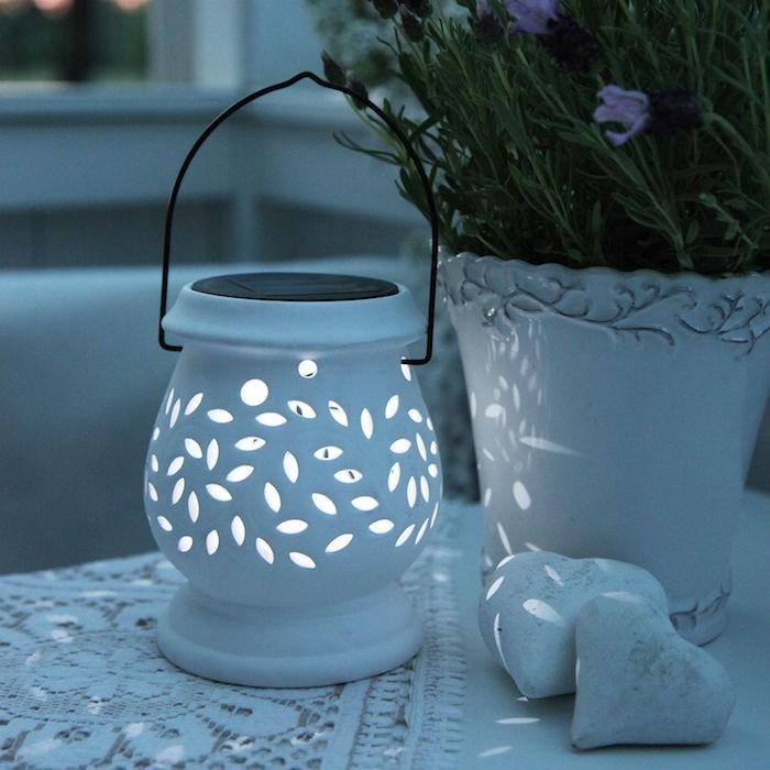 Luminaire-exterieur-eclairage-jardin-solaire-luminaire