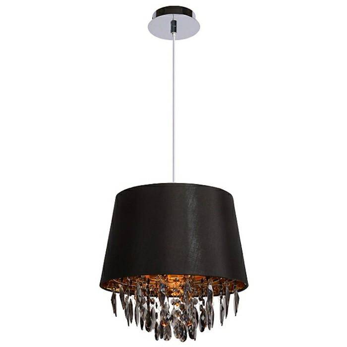 alinea-luminaire-design-en-noir-lustre-suspendu-noir-alinea-luminaire-noir