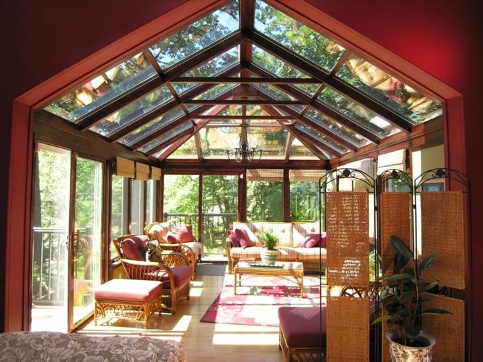 amenagement-veranda-en-salon-ambiance-chaleureuse-accueillante