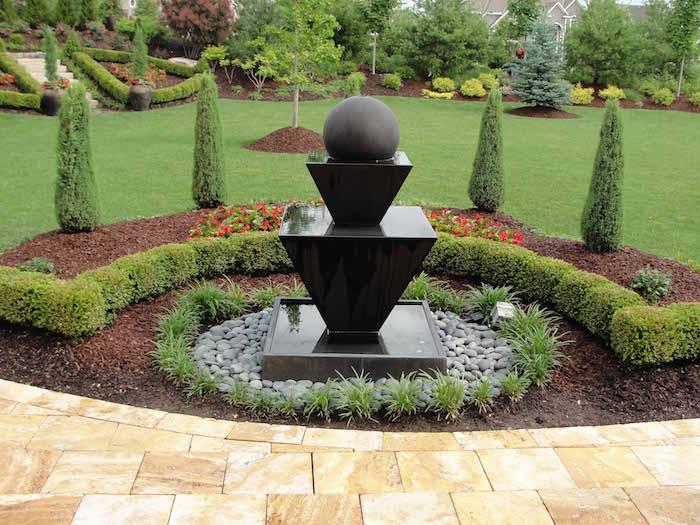 aùenageùent-jardin-fontaine-exterieur