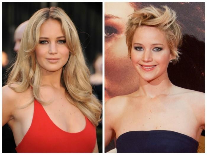 La coupe de cheveux des stars - les meilleures tendances et 50 photos avant et après! - Archzine.fr