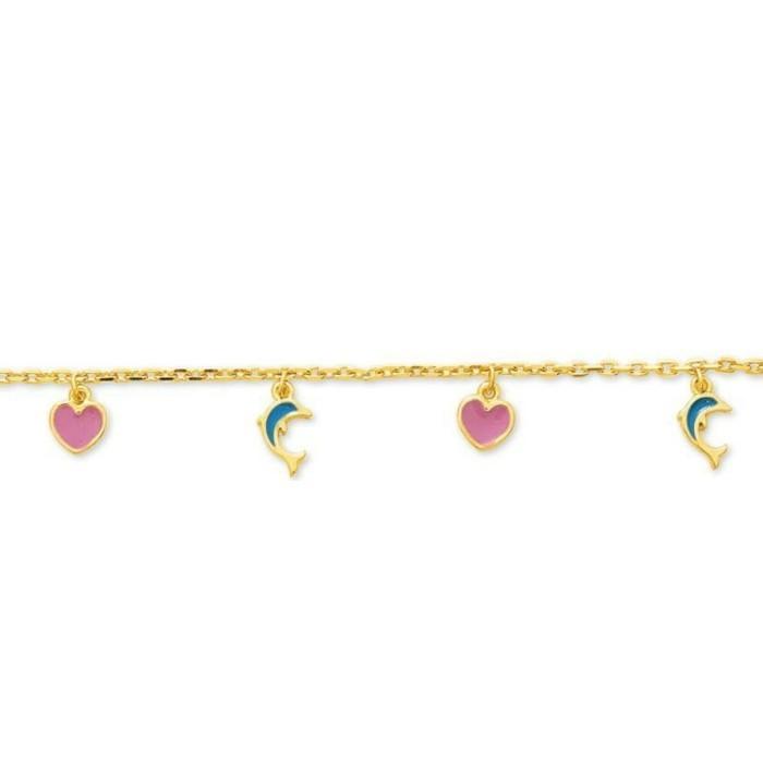 bijou-enfant-bracelet-plaque-or-aux-multiples-elements-resized