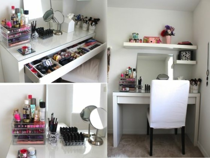 52 id es de rangement make up en photos et vid os