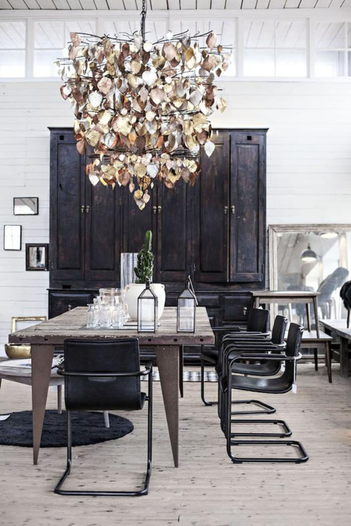 Quel buffet de salle manger pour votre coin repas - Armoire salle a manger ...