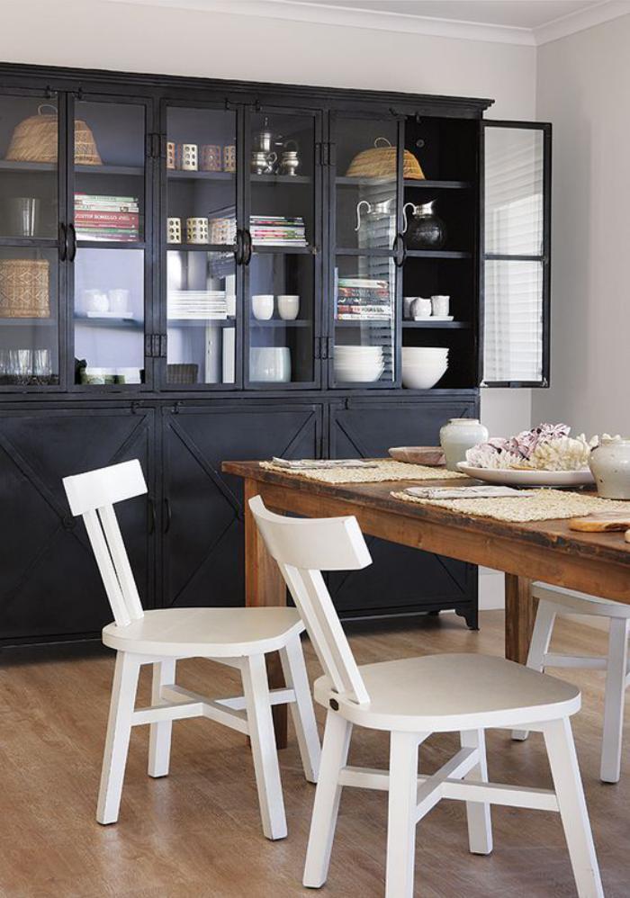 Salle A Manger Bois Blanc Vieilli : Quel buffet de salle à manger pour votre coin repas