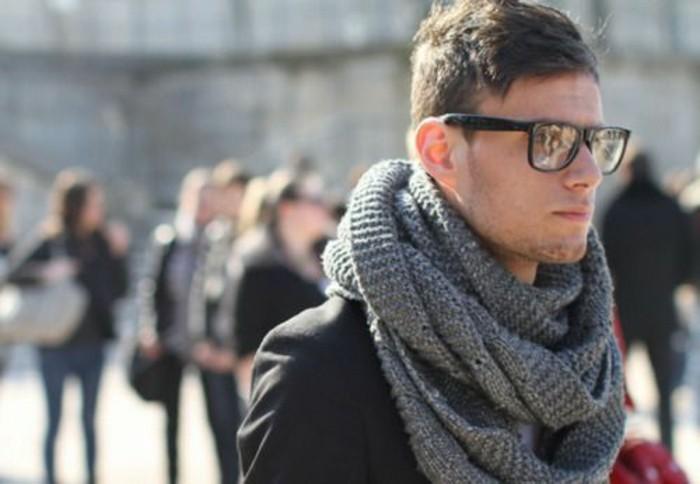 c6517c3c40bf Une écharpe pour homme – quelle est la meilleure option pour vous    Mode  ...