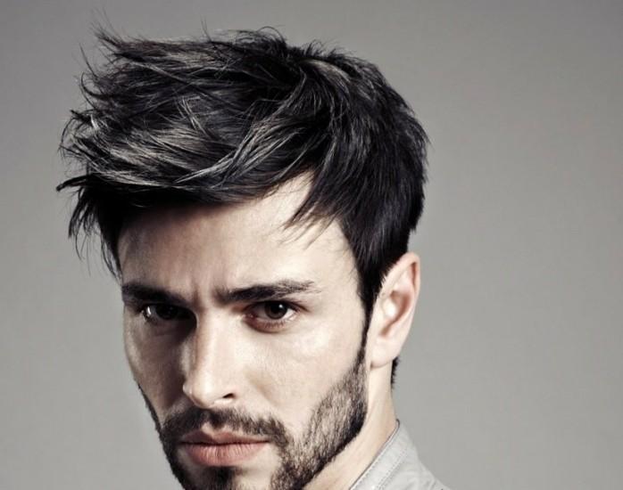 coupe de cheveux homme mi long epais