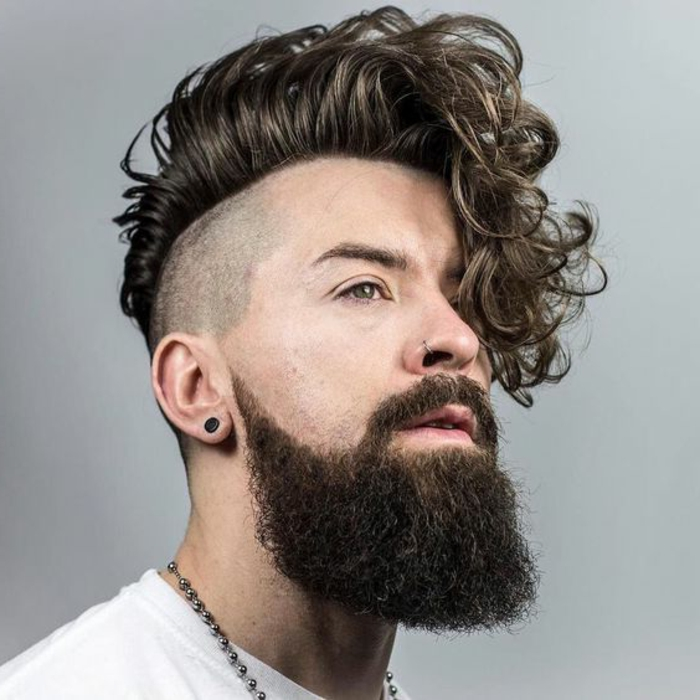 Coupe cheveux tendance homme 2017