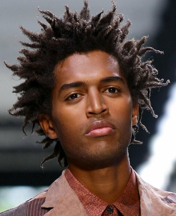 Fabuleux Coupe Afro Homme: 72 idées pour votre inspiration - Archzine.fr HS61