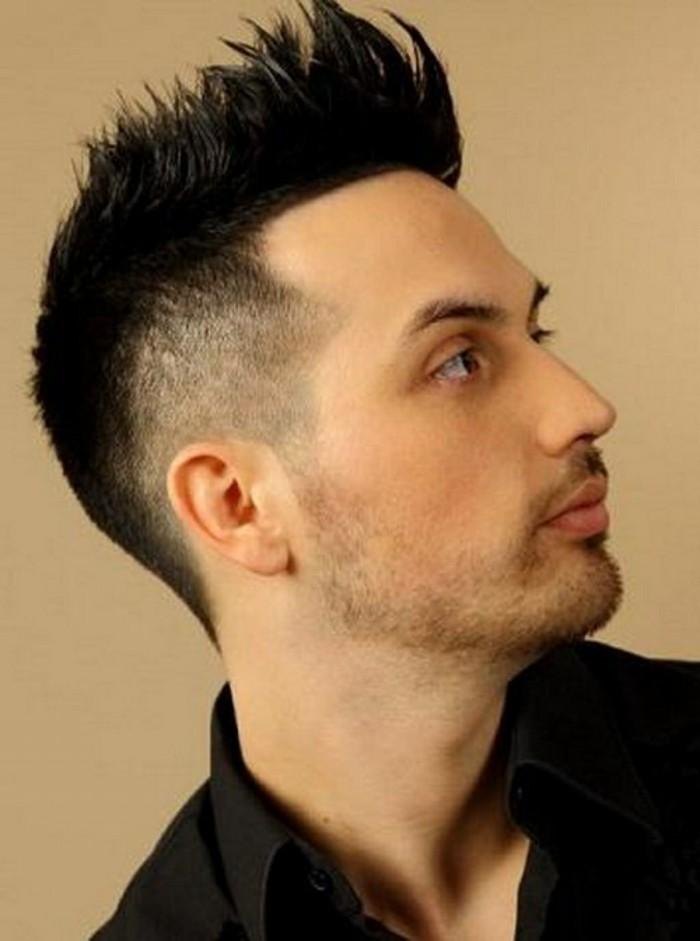 coiffure-homme-mi-long-Coupe-de-cheveux-court-homme