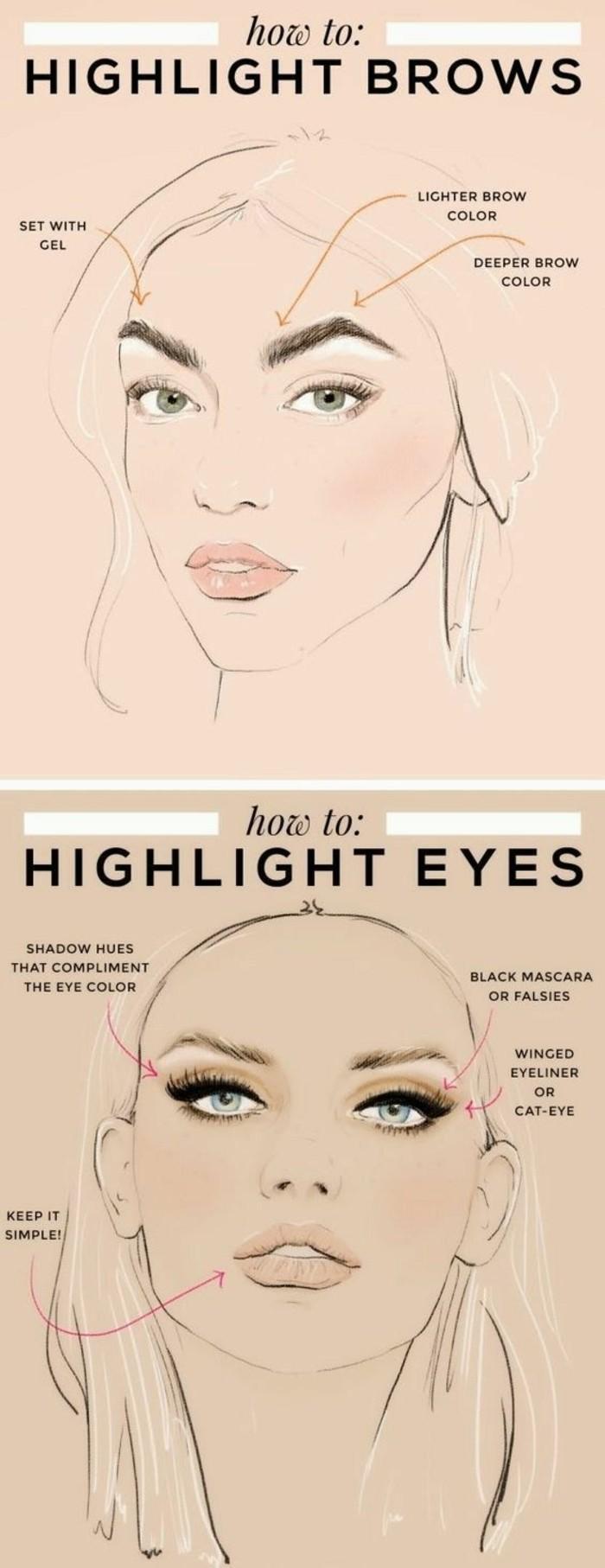 comment-souligner-vos-sourcils-tuto-conseils-maquillage-leçon-de-maquillage