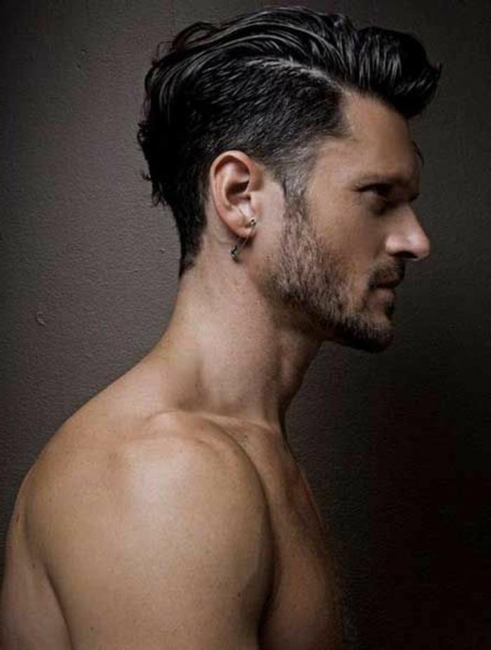 63 astuces pour les hommes avec des cheveux fris s. Black Bedroom Furniture Sets. Home Design Ideas