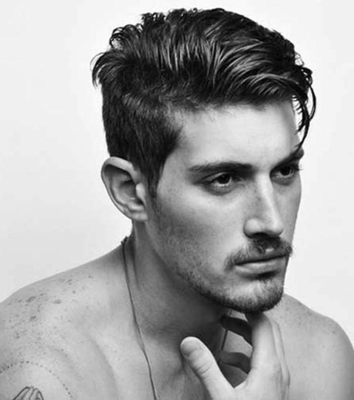 coupe-de-cheveux-courte-dégradé-homme