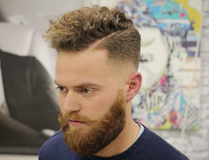 63 astuces pour les hommes avec des cheveux frisés.