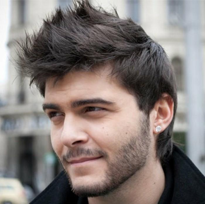 coupe-de-cheveux-homme-dégradé-Coupe-de-cheveux-homme