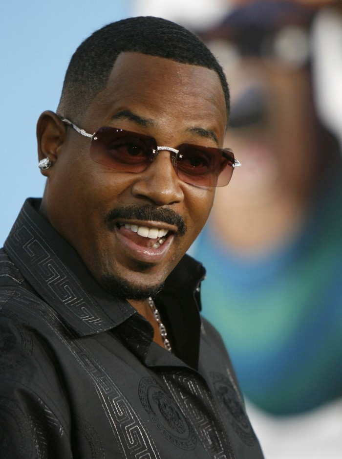 "Actor Martin Lawrence poses for photographers at the premiere of ""Open Season"" in Los Angeles, Monday, Sept. 25, 2006. (AP Photo/Matt Sayles)"
