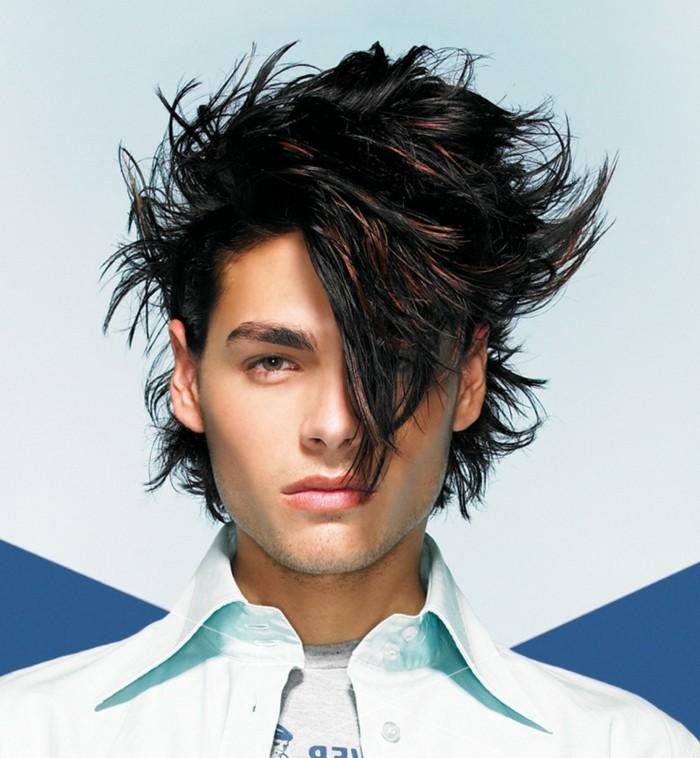 coupe-de-cheveux-homme-noir-dégradé-afro