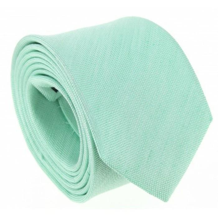 cravate-vert-d-eau-en-soie-et-vert-claire-moderne-pour-l-été