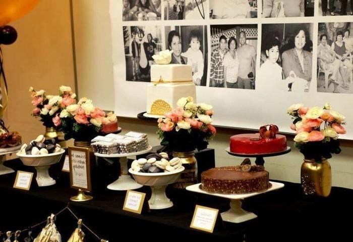 D co table anniversaire astuces et conseils en 71 photos - Decoration de table d anniversaire ...