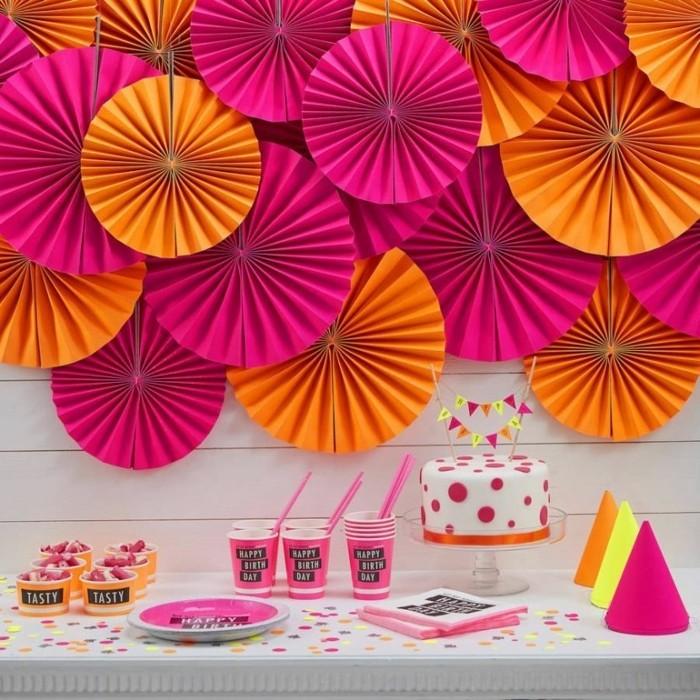 décorer-une-table-d'anniversaire-decoration-table-anniversaire