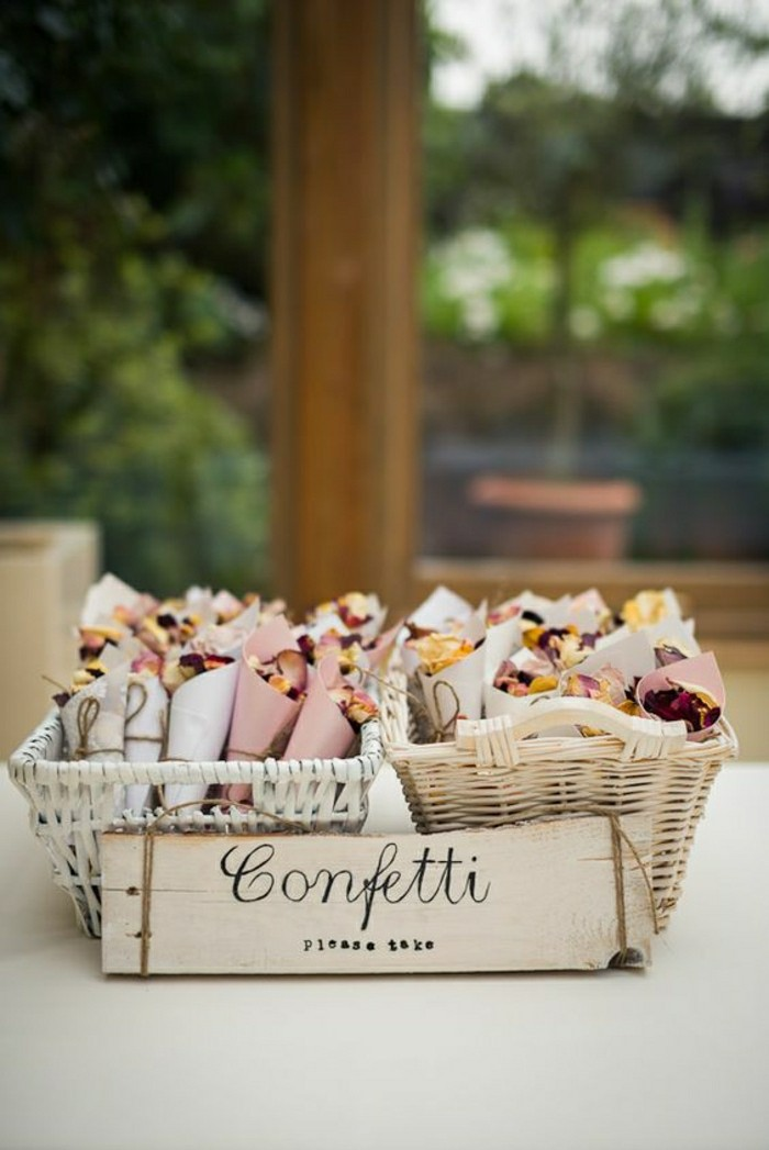 Diy d co de table mariage total 30 eur - Decoration table champetre jardin la rochelle ...