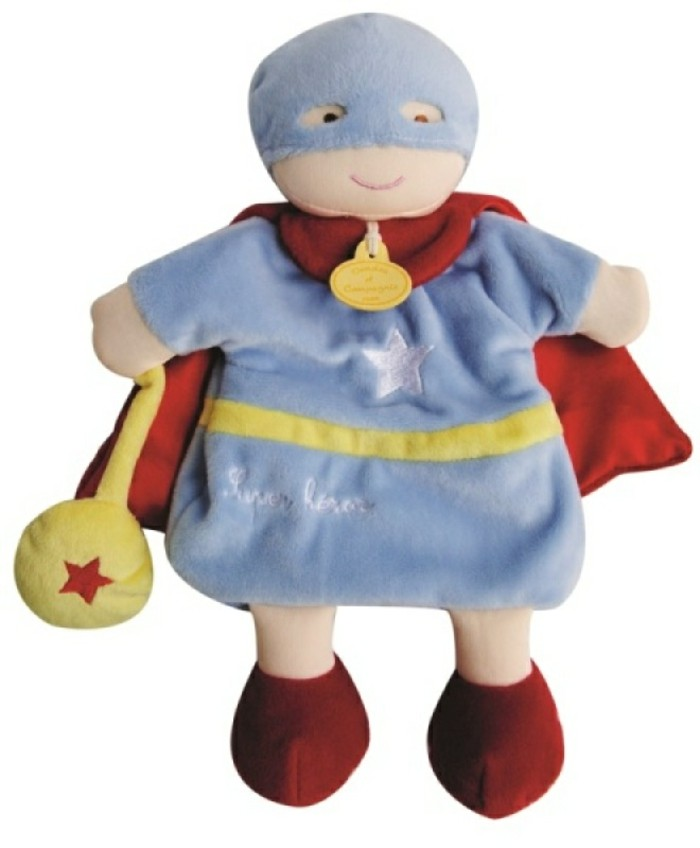 doudou-bébé-Dodouplanet-petit-superman-masque-resized