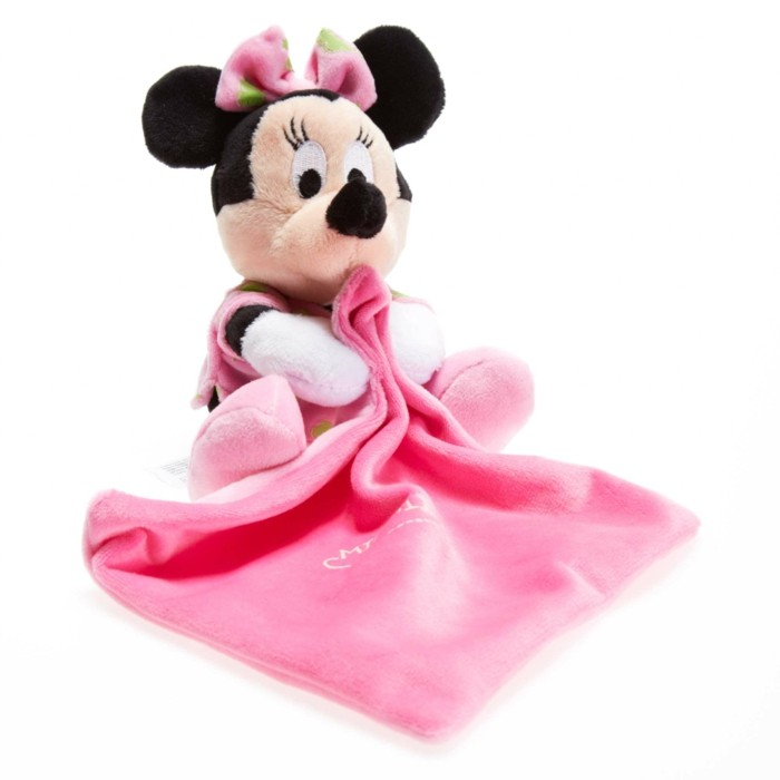 doudou-bébé-Minnie-fluorescent-lumiere-douce-resized