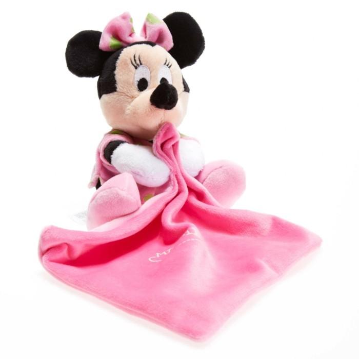 doudou-bébé-Minnie-fluorescent-lumiere-douce-resized