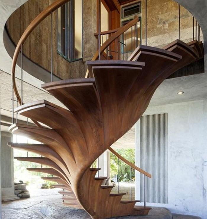 escalier-en-colimaçon-exterieur-en-bois-design-extraordinaire