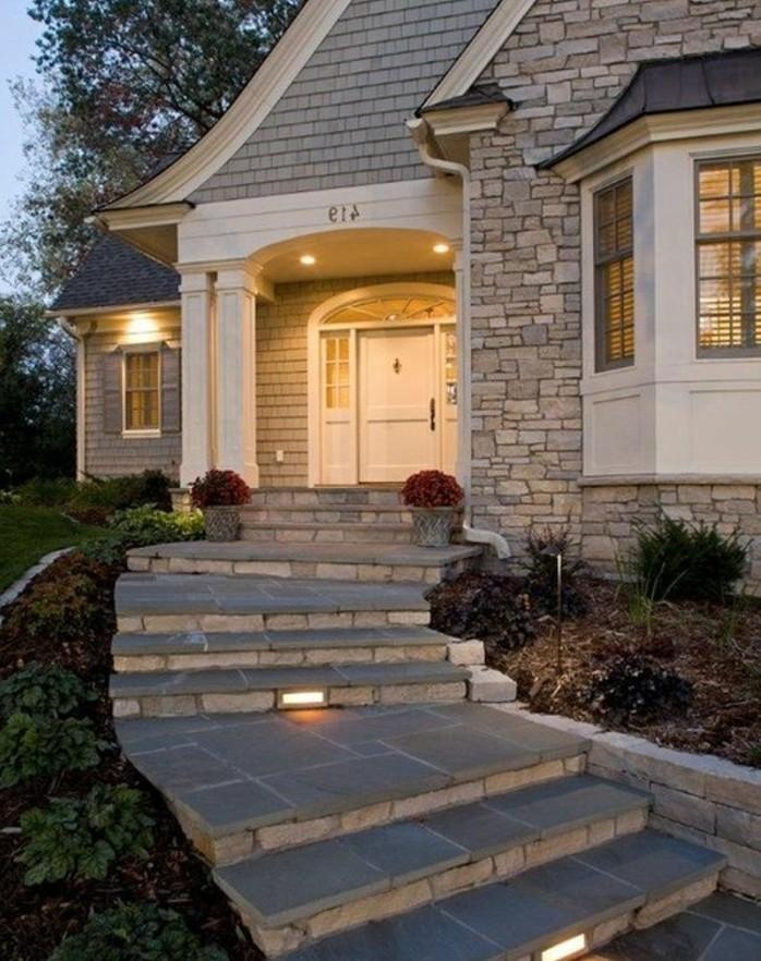 escalier-exterieur-superbe-suggestion-design-élégant