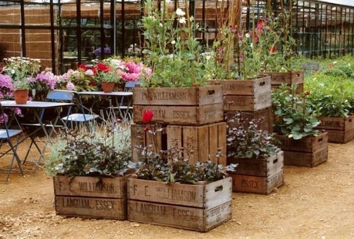 fabriquer-une-jardinière-en-bois-astuces-caisses