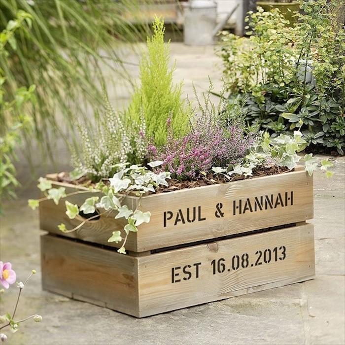 fabriquer une jardinire en bois pas cher jardiniere - Fabriquer Jardiniere Avec Palettes
