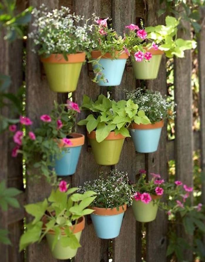 faire-une-jardiniere-en-palette-fabriquer-jardinière-pas-cher-pots