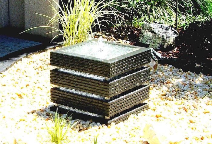 fontaine-exterieur-aménager-jardin