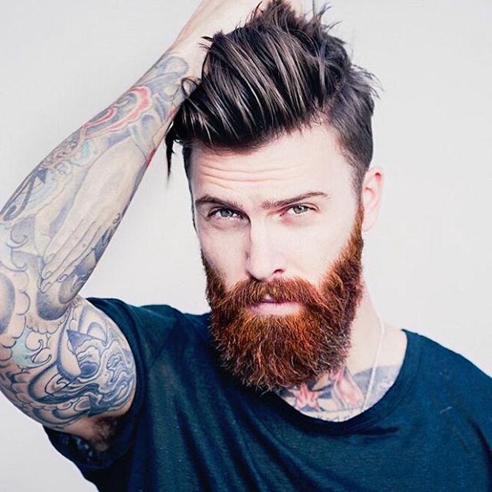 elegant modele barbe a la mode barbe homme photos des diffrents styles pour  avoir with modele de barbe