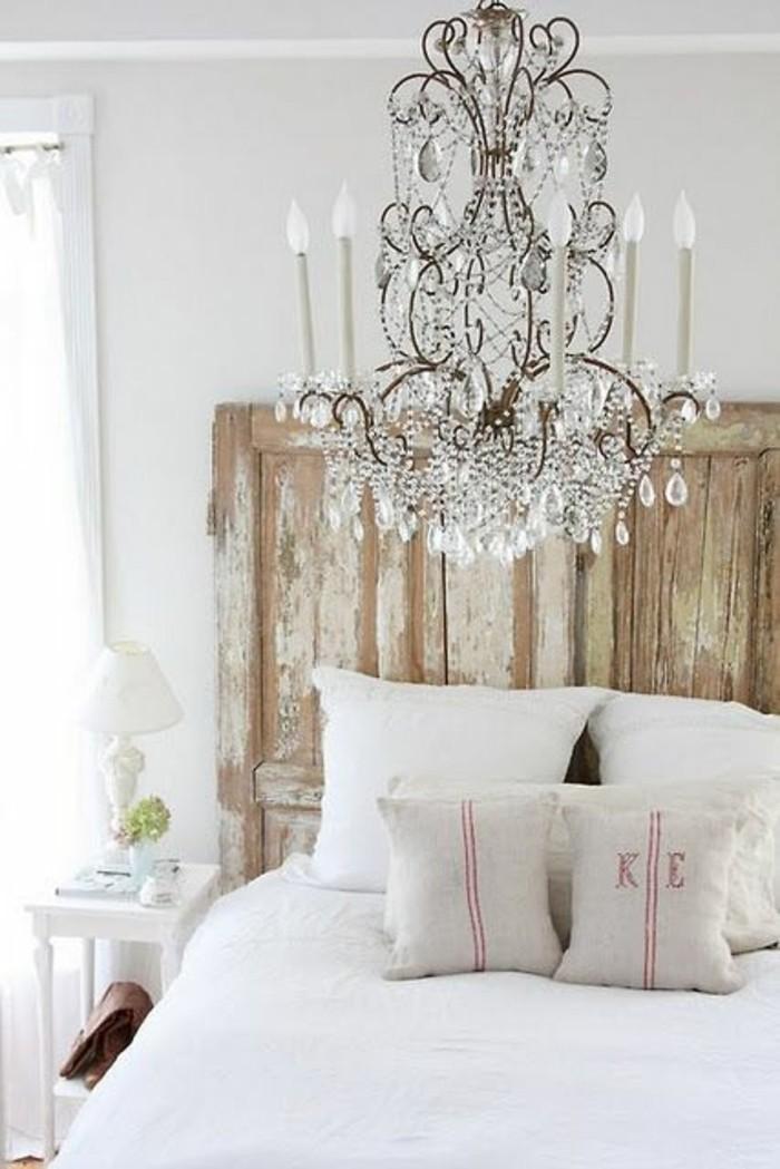 38 ide clairage romantique pour la chambre a coucher tete de lit en - Eclairage Chambre A Coucher