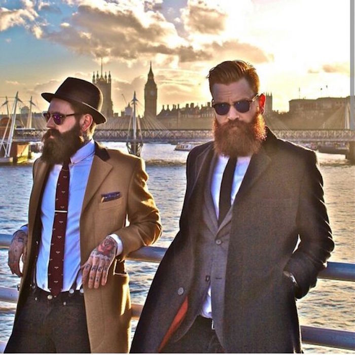 idée-barbe-homme-longue-hipster-style