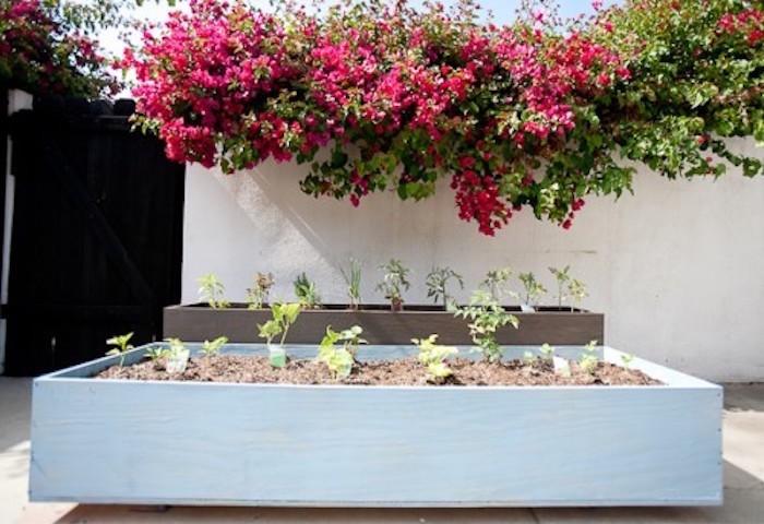 Jardiniere Bois Pas Cher : peindre jardiniere en bois pas cher exterieur