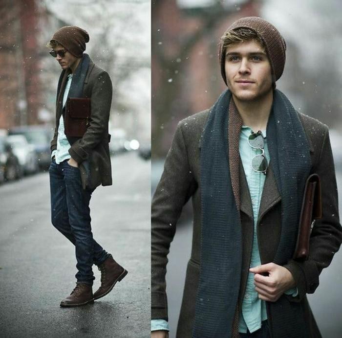 l-echarpe-grise-homme-écharpes-hommes-idée-mode
