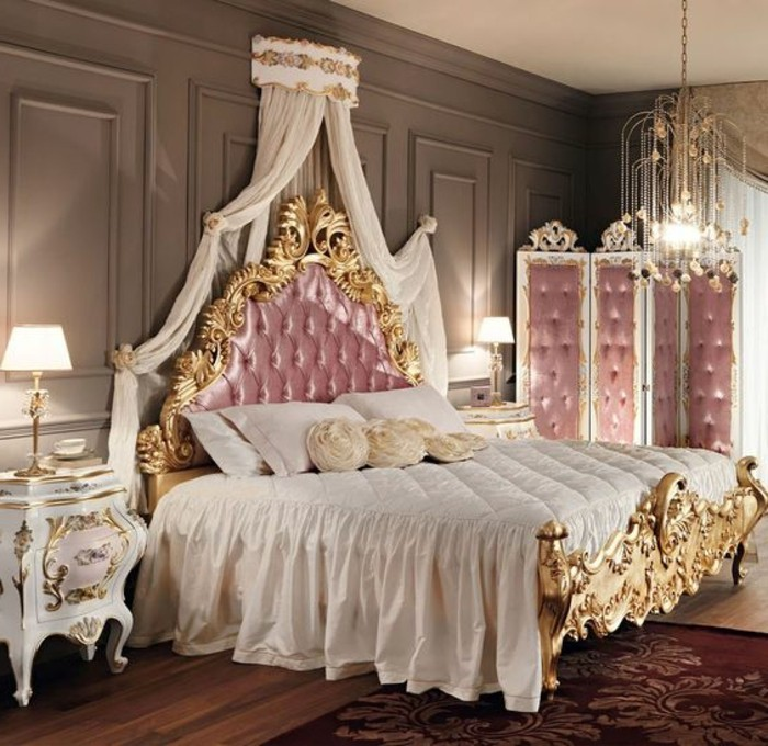 lit style baroque lit style baroque 7 t tes de lit baroque pour votre chambre lit baroque. Black Bedroom Furniture Sets. Home Design Ideas