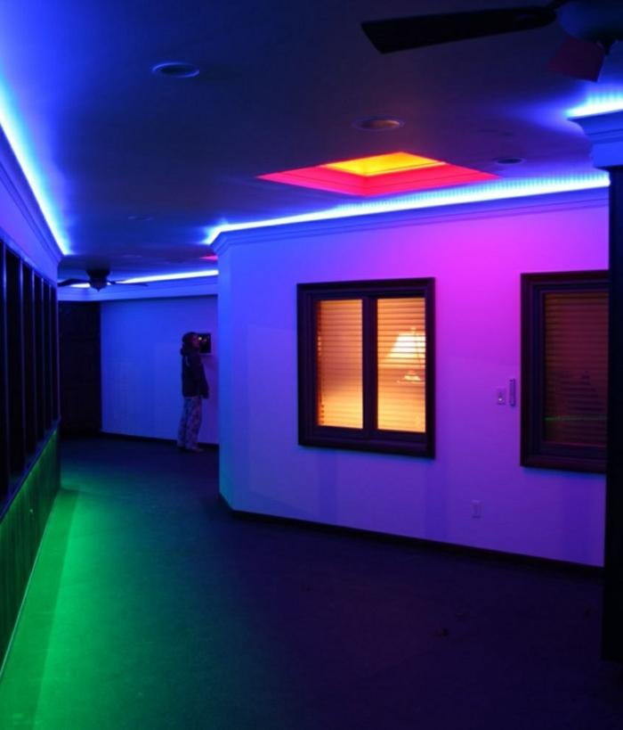 lampe-fluorescente-lampe-néon