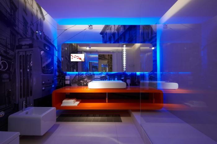Awesome Bathroom Amazing Gold Bathroom Light Fixtures With: Magasins, Idées, Couleurs: 96 Photos Pour
