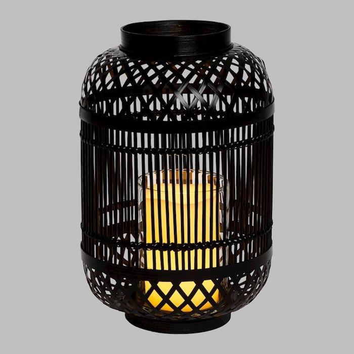 Lanterne avec bougie exterieur maison design - Lanterne d exterieur ...