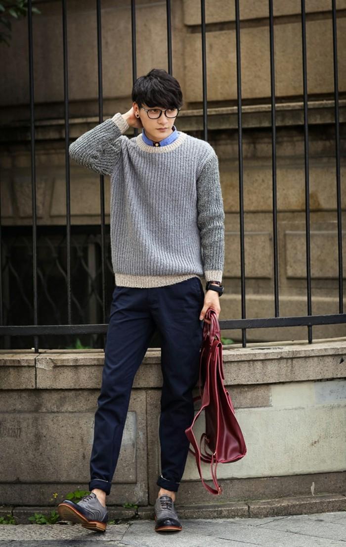 le-pull-en-laine-pour-homme-quel-choisir-gris