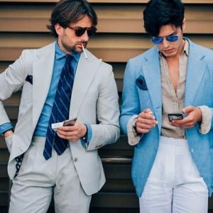 Costume pour homme - les dernières tendances en 50 photos!