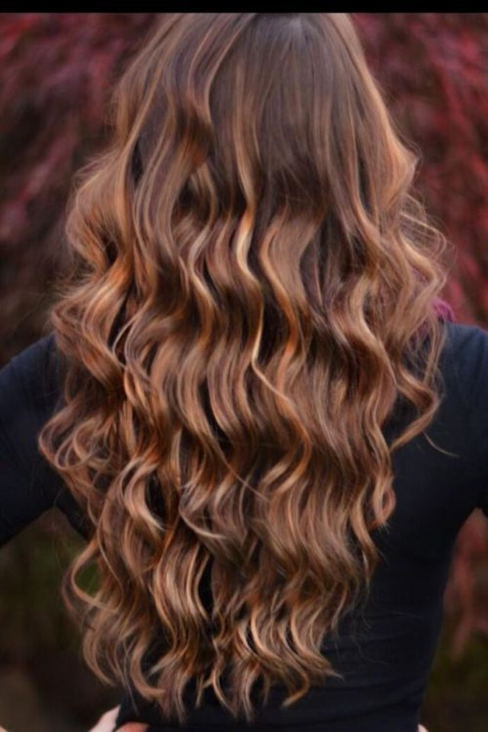 M che caramel sur cheveux ch tain quelles sont mes options - Ombre hair caramel miel ...