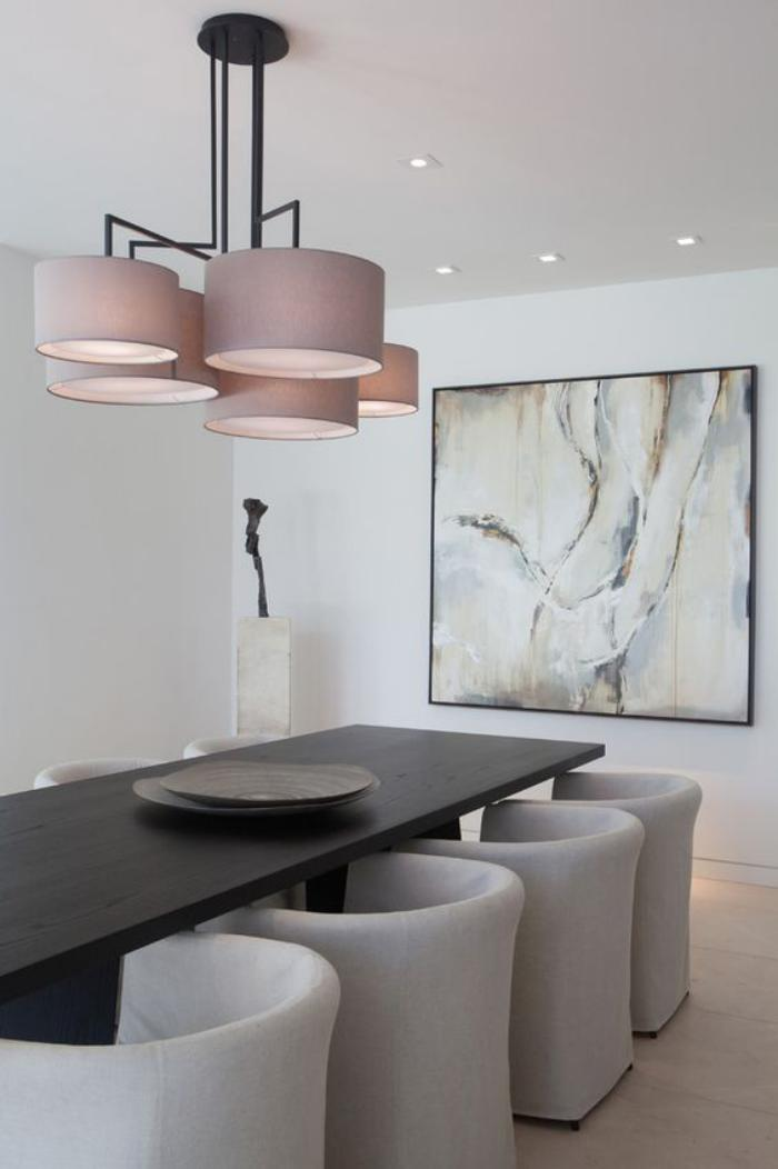 Suspension salle manger eclairage accent accueil design for Eclairage suspension design